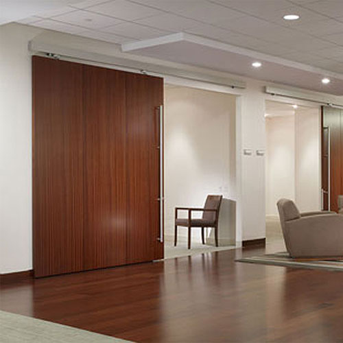 The HAWA Super Series Sliding Wood Door Fitting Sets are designed for use on large barn style doors or movable wall applications. & Hawa Sliding Door Hardware | HarborCitySupply Pezcame.Com